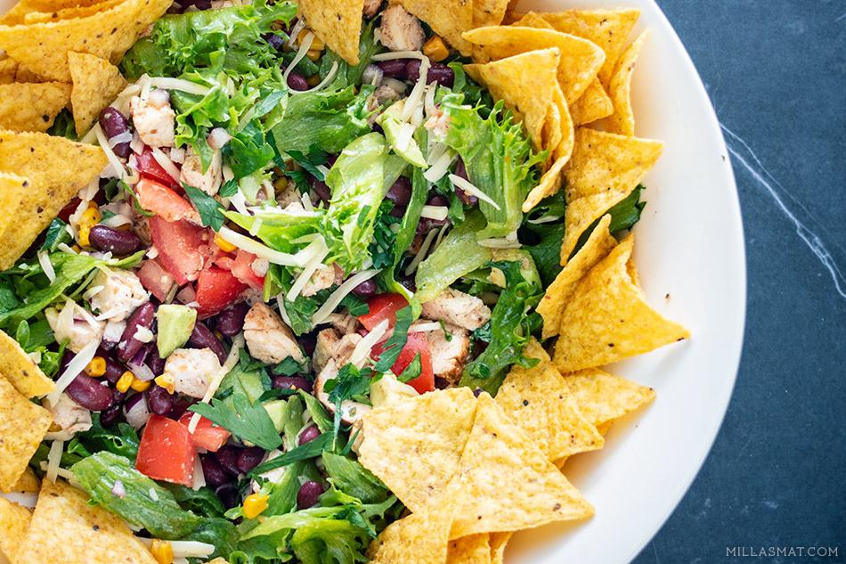 Nacho Libre-salat