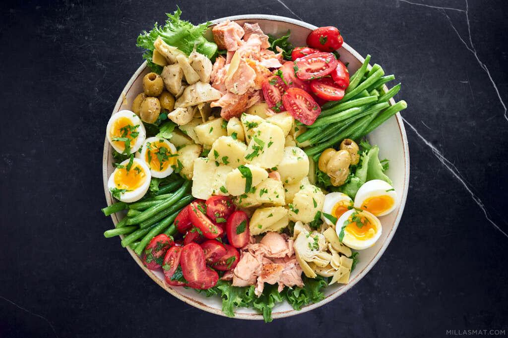 Salade Niçoise Aix-en-Provence