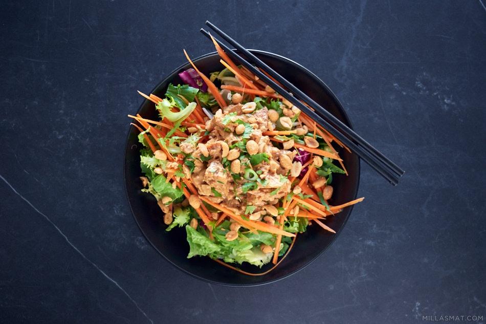 Shanghai Chickensalad