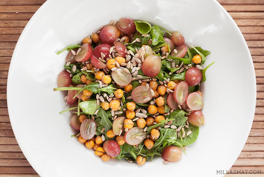 Sommersalat vegetar
