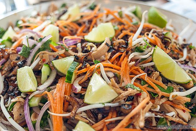 Thaikyllingsalat Punchun